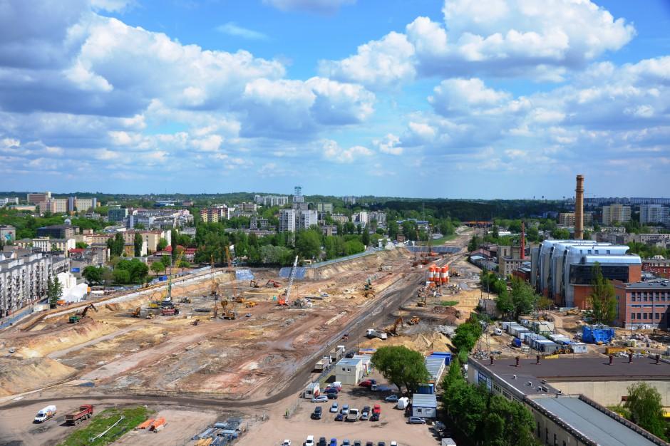 Są projekty miejscowych planów zagospodarowania Nowego Centrum Łodzi