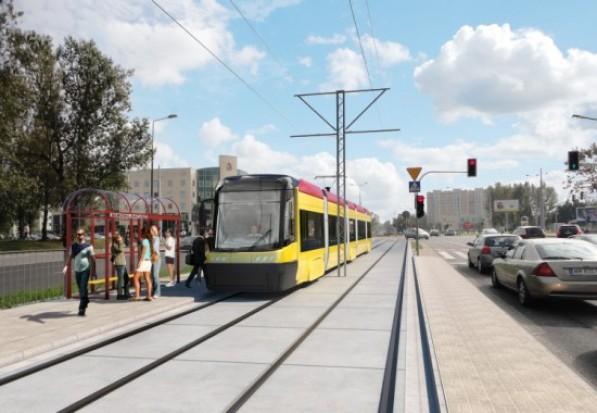 Warszawa: wkrótce tramwaje pojadą na Bemowo