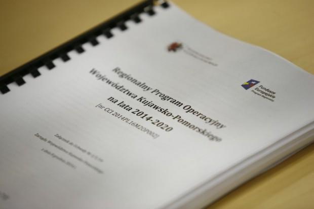 Fundusze europejskie, Kujawsko-Pomorskie: RPO uzgodniony przez Komisję Europejską