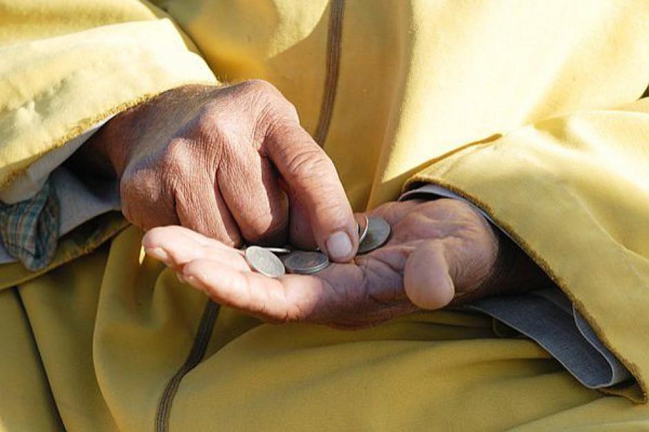 Sytuacja materialna emerytów nie jest taka zła