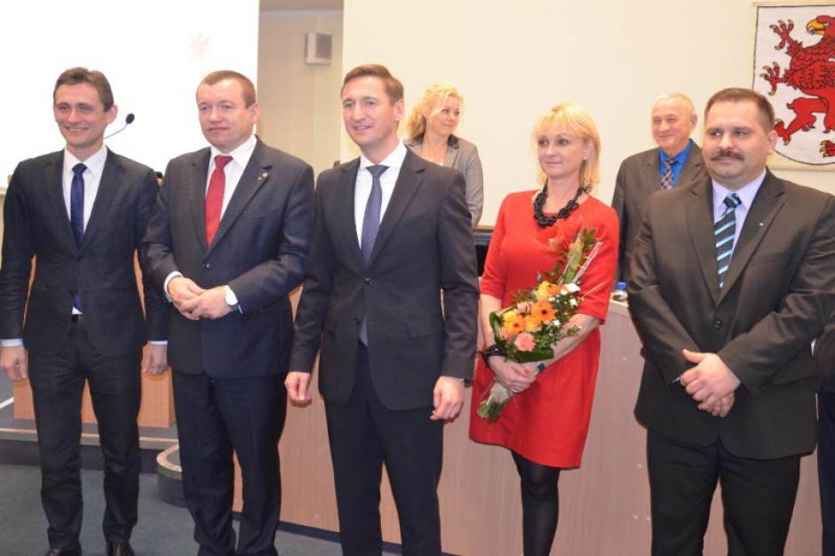 Sejmik wybrał pełen skład zarządu województwa zachodniopomorskiego