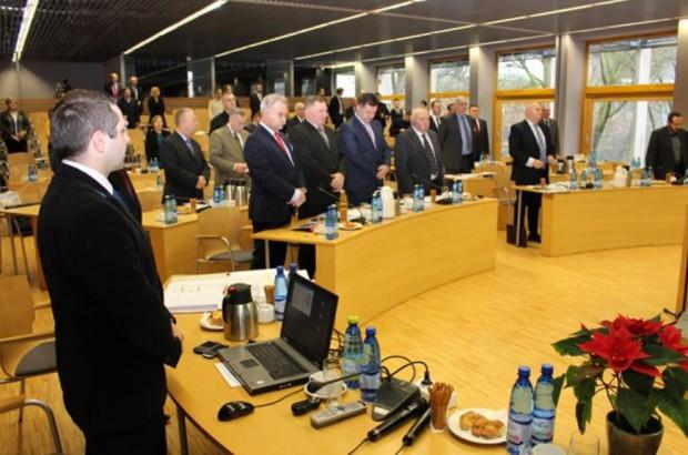 Sejmik Opolskiego przyjął budżet województwa na rok 2015