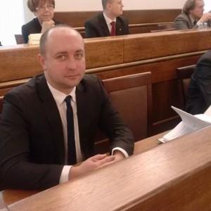 Piotr Breś - radny miasta Lublin po wyborach samorządowych 2014