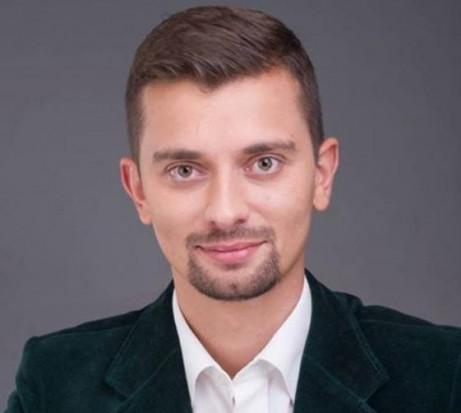 Mateusz Zaczyński - radny miasta Lublin po wyborach samorządowych 2014