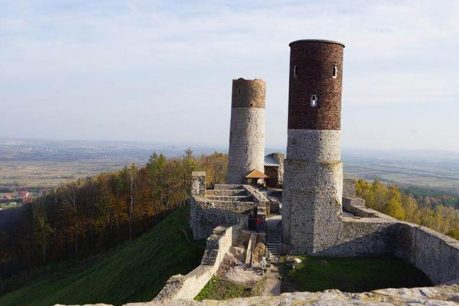 Zamek w Chęcinach będzie jednostką budżetową gminy
