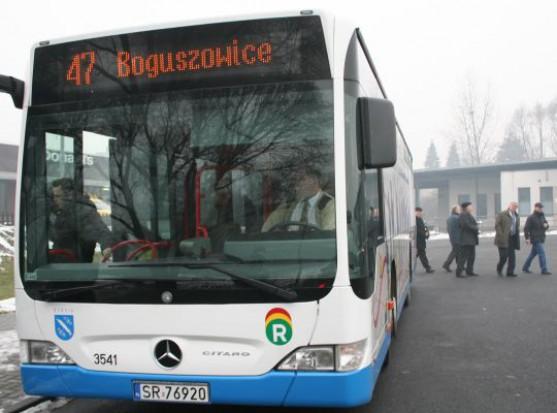 Zmiany w komunikacji miejskiej w Rybniku