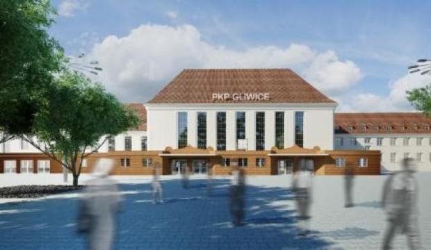 Gliwice będą miały nowy dworzec. PKP podpisały umowę