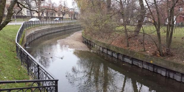 Średniowieczny Kanał Raduni do remontu