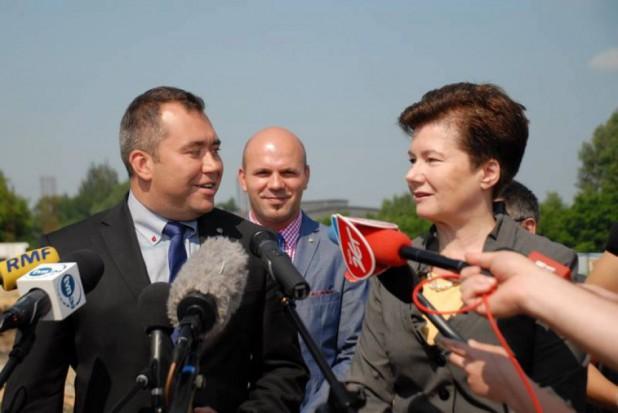 Gronkiewicz-Waltz o Kaczyńskim, Sikorskim, metrze i reprywatyzacji
