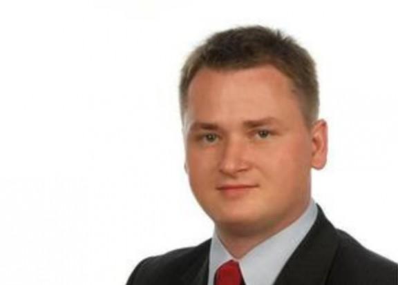 Dominik Dragon - radny miasta Gliwice po wyborach samorządowych 2014