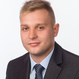 Bartłomiej Kowalski - radny miasta Gliwice po wyborach samorządowych 2014