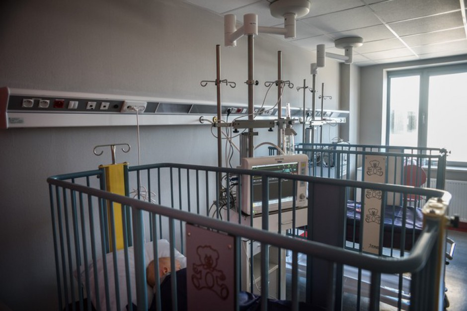 W bydgoskim szpitalu działa nowy oddział chirurgii dziecięcej
