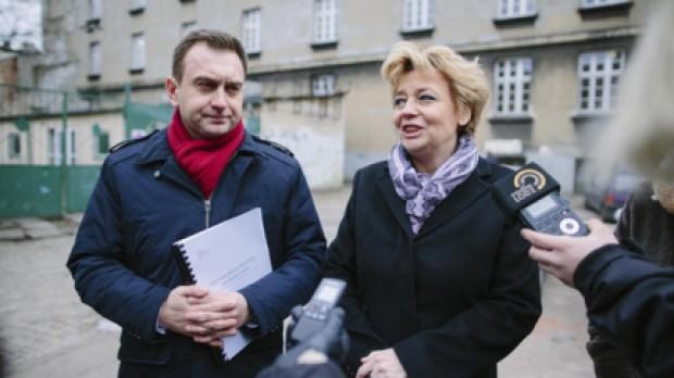Łódź, Hanna Zdanowska: Piotrkowska pójdzie na badania