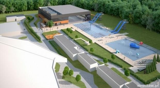 Wrocław buduje olimpijski basen