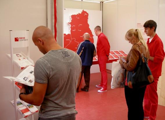 Pół miliona franków szwajcarskich na rozwój Polski