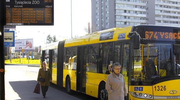 Studenci będą liczyć pasażerów KZK GOP