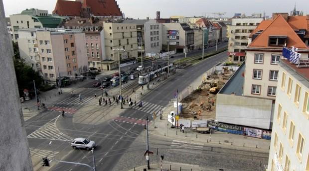 We Wrocławiu rusza przebudowa Przejścia Świdnickiego