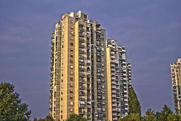 Mieszkaniowy rekord w miastach