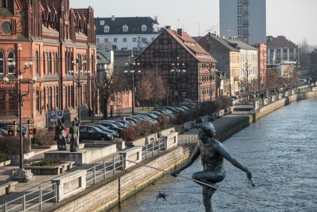 Całbecki: rewitalizacja Kanału Bydgoskiego kluczowa dla całego regionu