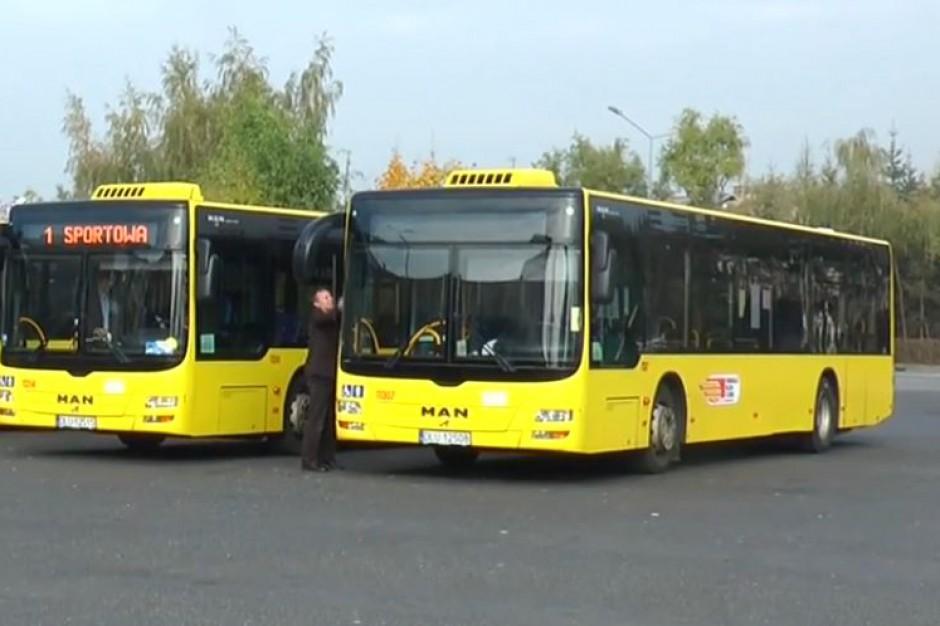 Autobusem za darmo po całym powiecie lubińskim