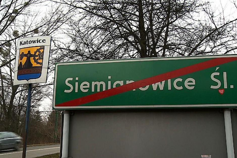 Miasta śląskie staną się dzielnicami Katowic?