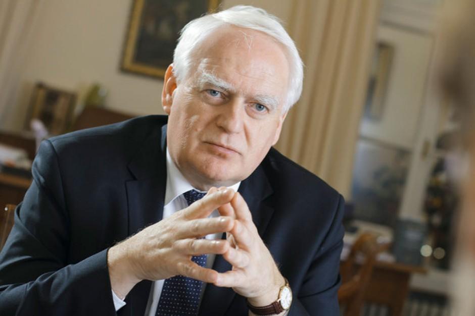 Olgierd Dziekoński: Dobrze funkcjonujące samorządy dają możliwość budowania lokalnych elit