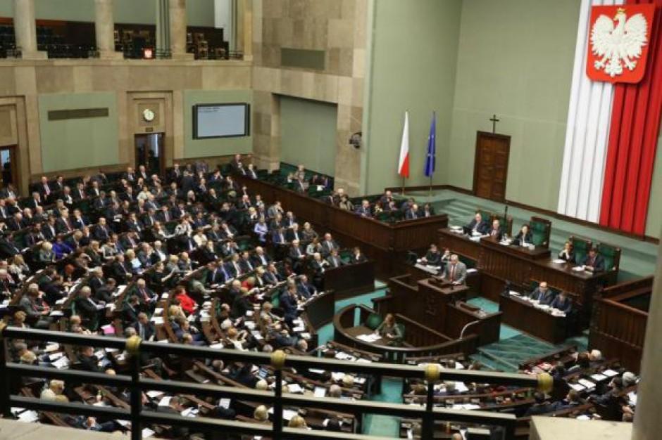 W lutym Sejm zajmie się powołaniem komisji ds. samorządu