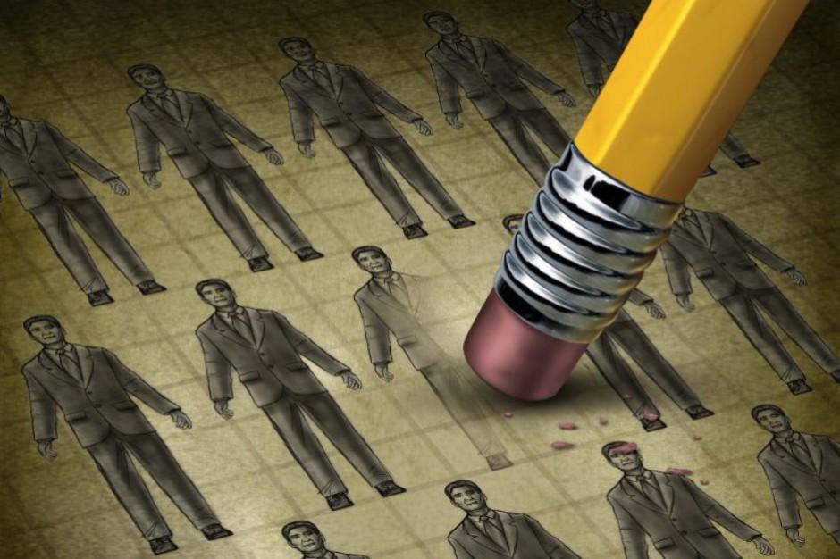 Tylko połowa osób wyrejestrowanych z urzędów pracy znalazła zatrudnienie