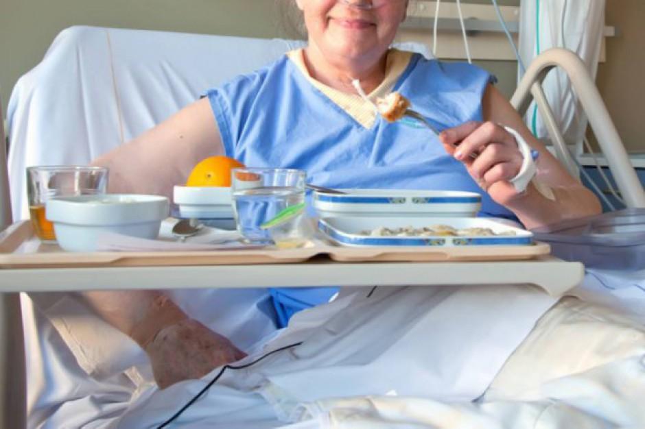 Lublin: po kontroli w szpitalu żywią już lepiej