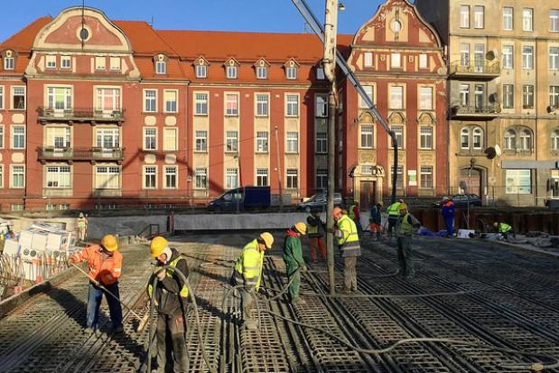 Drogi i kolej - największe place budowy w 2015 r.