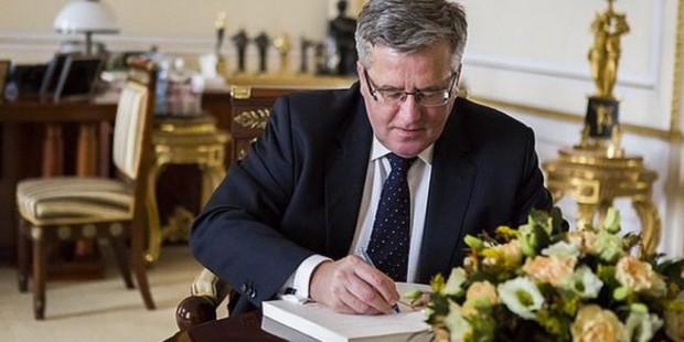 Ustawa węglowa z podpisem prezydenta Komorowskiego