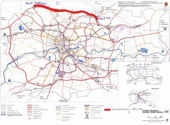 Przez obwodnicę Krakowa mają zablokowane tereny od pół wieku