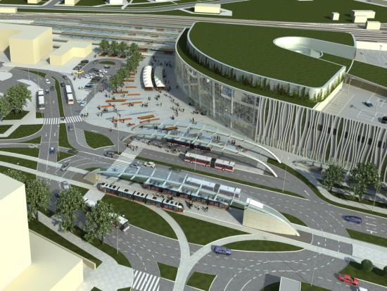 Budowa Zintegrowanego Centrum Komunikacyjnego w Olsztynie zagrożona