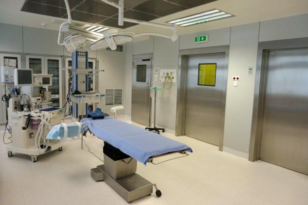 Nowa sala chirurgii jednego dnia w szpitalu wojewódzkim w Tarnowie