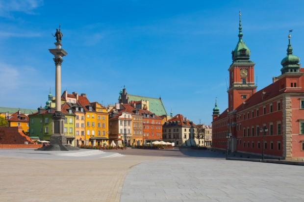 Jakie są średnie pensje w Warszawie?