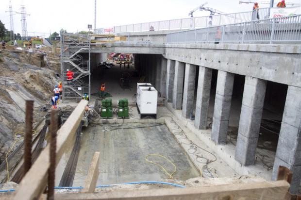 Przetarg na budowę tunelu w Świnoujściu