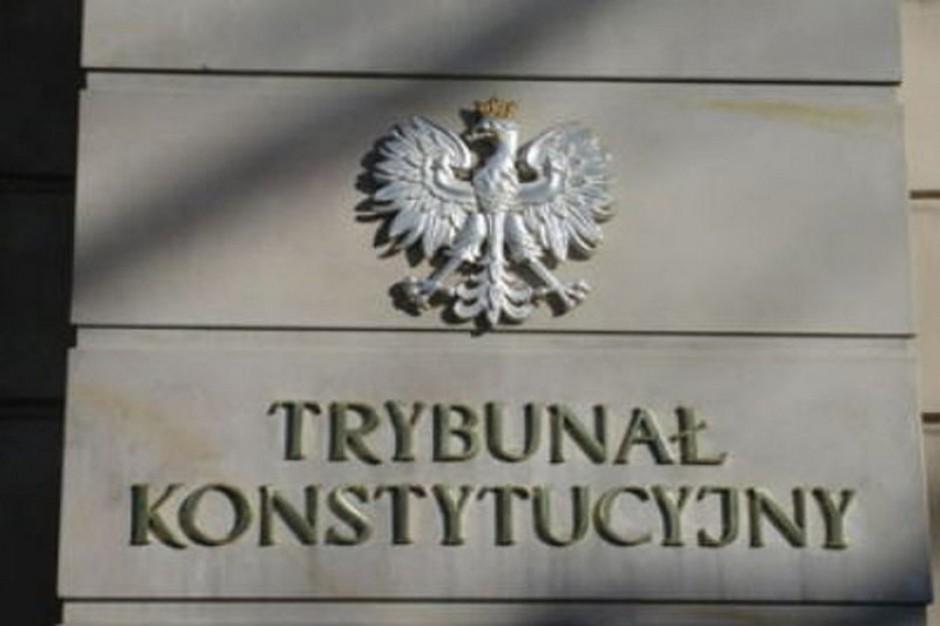 Kujawsko-Pomorskie straszy ministra Trybunałem Konstytucyjnym