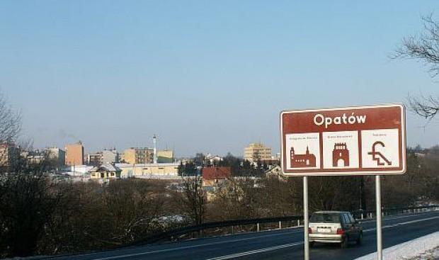 Przestrzeń Opatowa do zagospodarowania. Będzie obwodnica