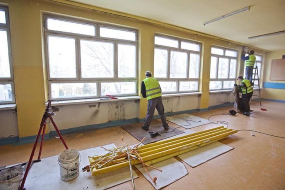 Łódź odnowi 150 budynków oświatowych ze środków UE