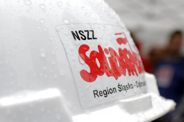 Strajk w JSW przenosi się na śląskie drogi
