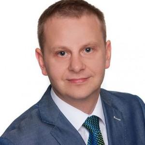 Łukasz  Durek - radny miasta Stalowa Wola po wyborach samorządowych 2014