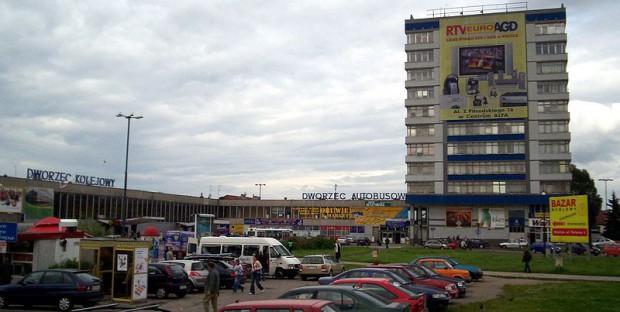Forum Rozwoju Olsztyna: Chcemy remontu dworca nie kolejnej galerii