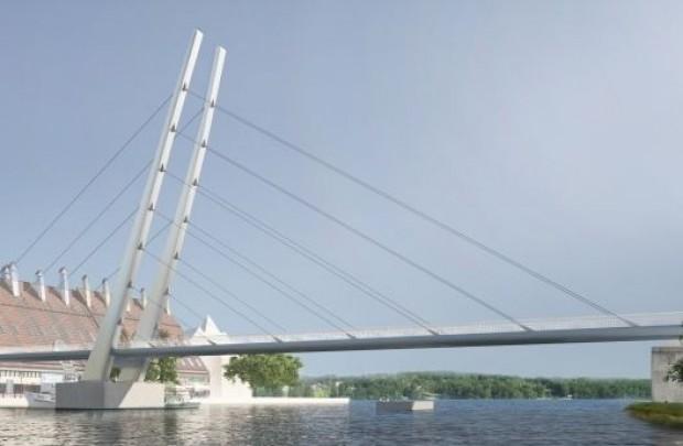Mieszkańcy wskażą, jak ma wyglądać kładka nad jeziorami w Mikołajkach