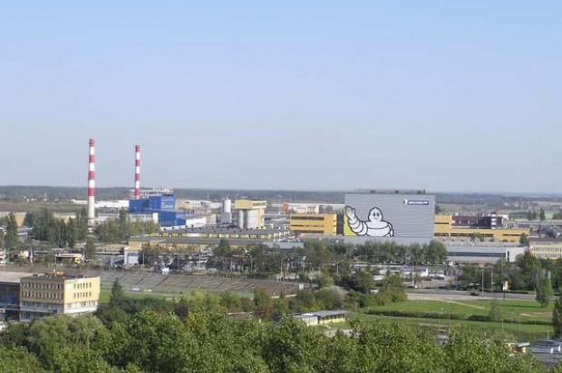 Michelin będzie negocjować z Olsztynem ws. gruntów