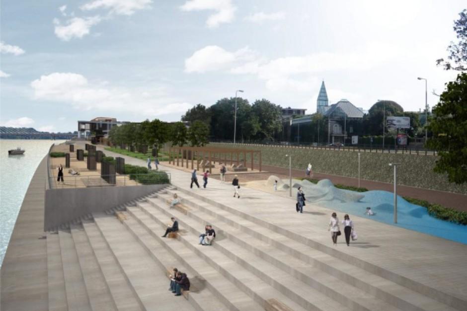 Warszawa straci środki UE na bulwary wiślane?