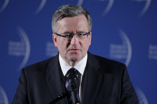 Prezydent popiera rządowy program na rzecz rozwoju Śląska