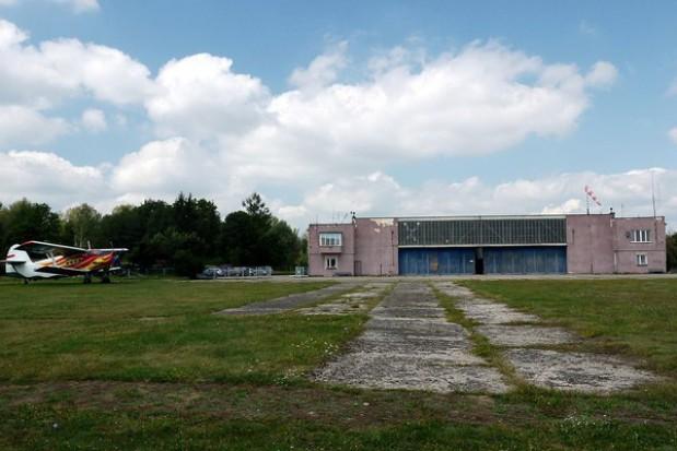Białystok rozbuduje lotnisko Krywlany