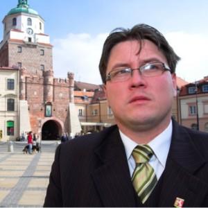 Piotr Dreher  - radny miasta Lublin po wyborach samorządowych 2014