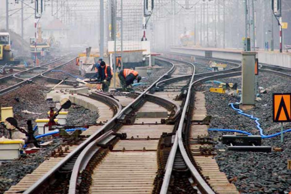2,5 mld zł na modernizację linii kolejowych na Dolnym Śląsku