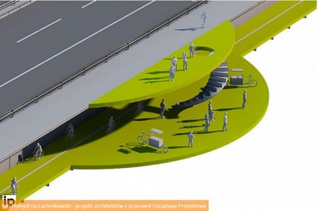 Architekci mają pomysł na Most Łazienkowski